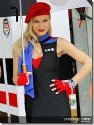Paddock Girls Monster Energy Grand Prix de France  20 May  2012 Le Mans  France (4)
