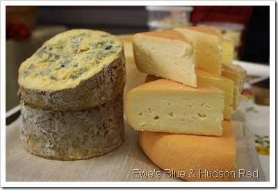 berkshire blue hudson red cheese