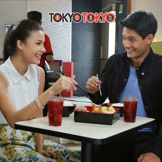 Daniel Matsunaga Tokyo Tokyo tvc