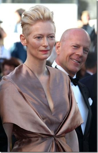 Tilda Swinton Raoul Peck Diane Kruger Nanni TxDxObqaS8Ql