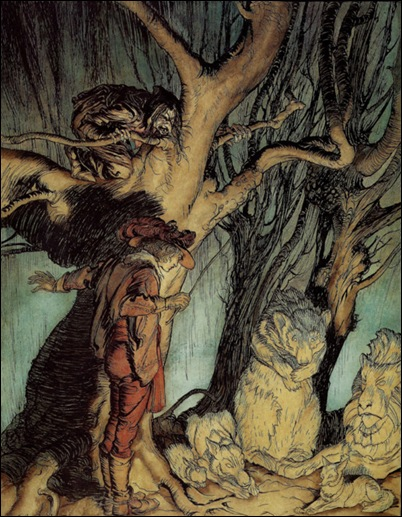Arthur Rackham