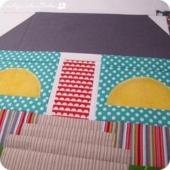 House Quilt Block