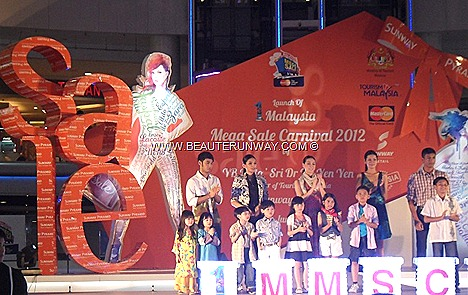 1Malaysia Mega Sale 2012 Carnival Sunway Resort Hotel Spa Metrojaya Mid Valley Megamall Kuala Lumpur Fashion Weekend Spring Summer 2012 Runway Show Bukit Bintang Kuala Lumpur City Centre Shopping District Tourist Privilege Card