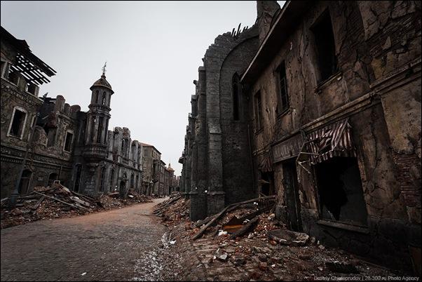 La cité oubliée - Mosfilm (1)