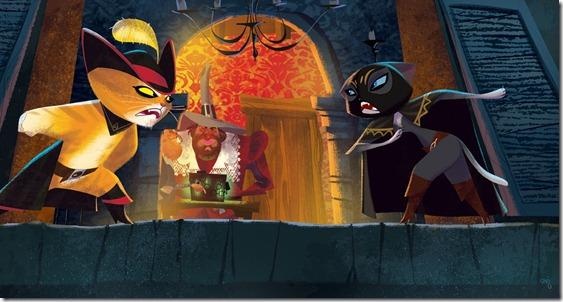 El Gato con Botas,El gato maestro,Cagliuso, Charles Perrault,Master Cat, The Booted Cat,Le Maître Chat, ou Le Chat Botté (111)