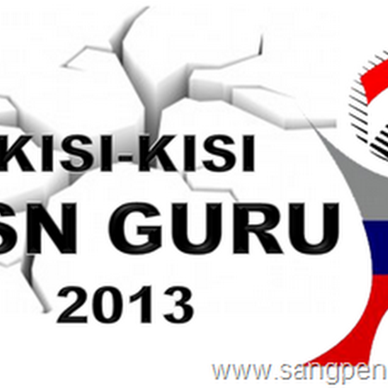 Download Kisi-kisi OSN Guru 2013
