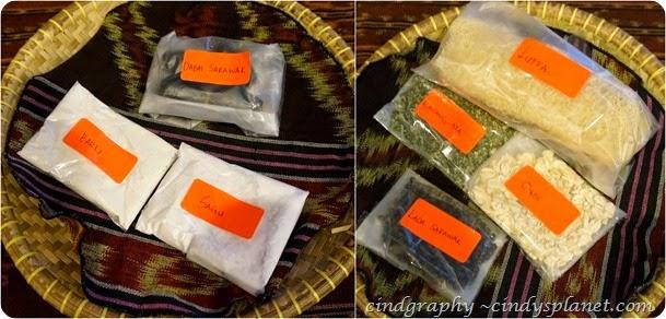 Borneo Soap ingredient
