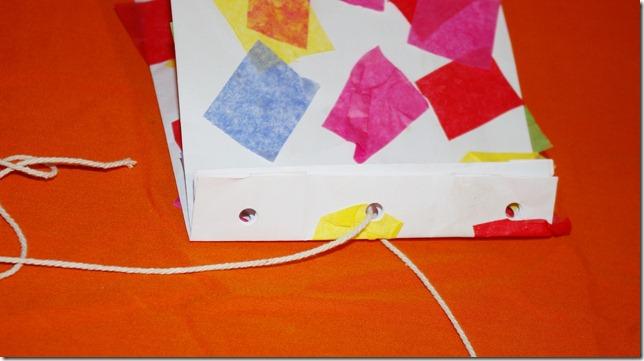 Paper lantern tutorial 5