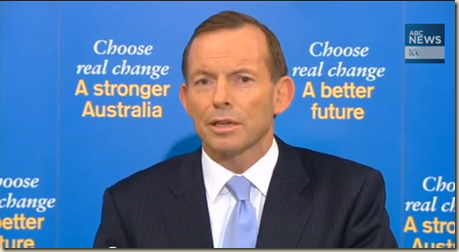 Tony Abbott promises stable government - YouTube