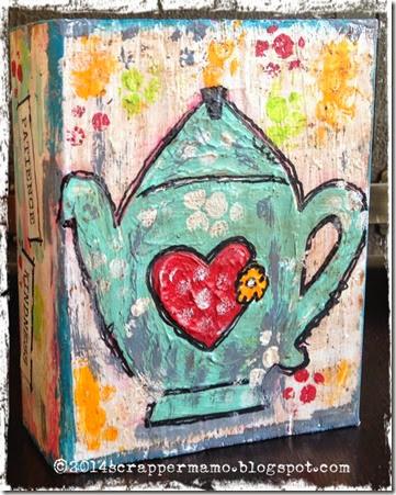 teapot block 3