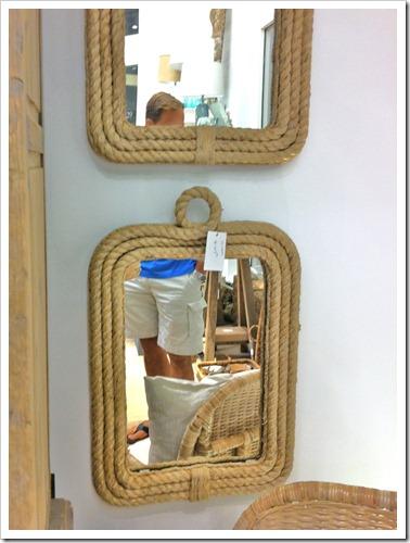 rope mirrors
