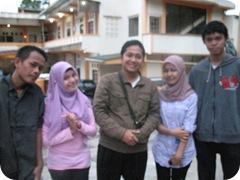 Bersama Mahasiswa Yogyakarta  5