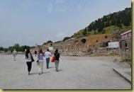 Ephesus entrance