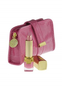 Estee Lauder. Elizabeth Hurley Pink Ribbon Collection