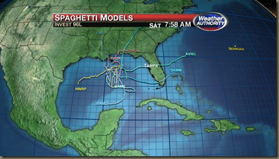 Hurricane Spaghetti Models   Weather   Tampa Bay  St. Petersburg  Clearwater and Sarasota   WTSP.com 10 News