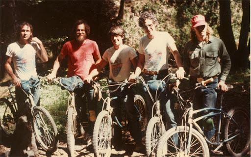 charles kelly, charlie kelly, marin county, klunkers, tom ritchey, gary fisher