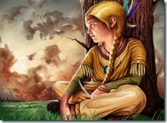 1960x1432_1472_Badger_Boy_2d_illustration_fantasy_indian_picture_image_digital_art