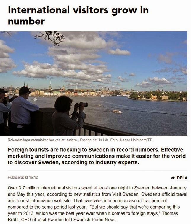 se tourist boom