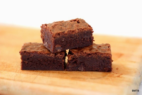 Brownie - just like from Pret - by Baking Makes things Better