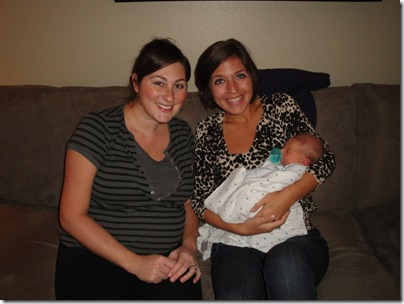 12.  Lorin, Aunt Jess and Knox