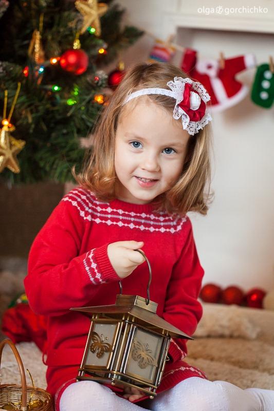 Детский новогодний фотопроект Рождественские мечты. 17. Глеб и Вероника-9746