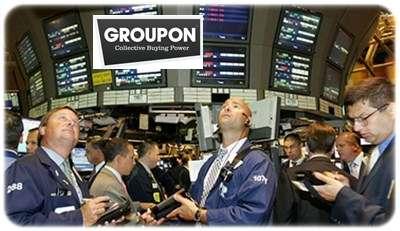 Groupon faz o 2º maior IPO da história das dotcom's