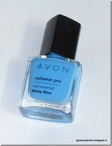 Nailwear Pro - Misty Blue
