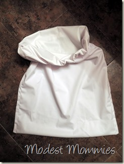 Cloth Diapering - Pail Liner