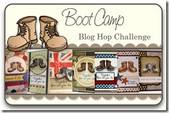 Boot Camp Blog Hop Challenge