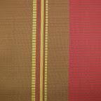 Elegancka tkanina w pasy. Zielona, fioletowa. Na zasłony, poduszki, dekoracje. Duża szerość.