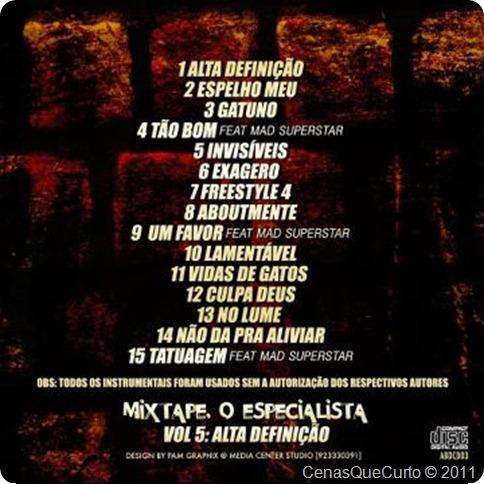 Abdiel - Mixtape 'O Especialista Vol.5 - Alta Definição'