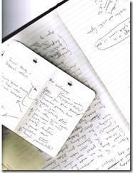 Back to basics notebooks