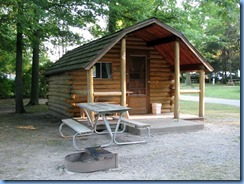 7713 Lundy's Lane - Niagara Falls KOA - walk through campground