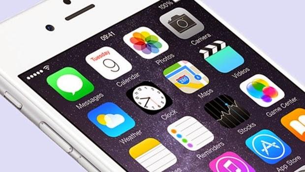 Nueva actualización iOS 8.0.2 para iPhone-iPad