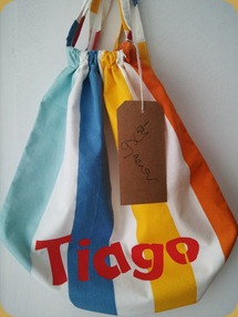 Tiago Bag