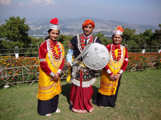 Traditional Costume West Bengal