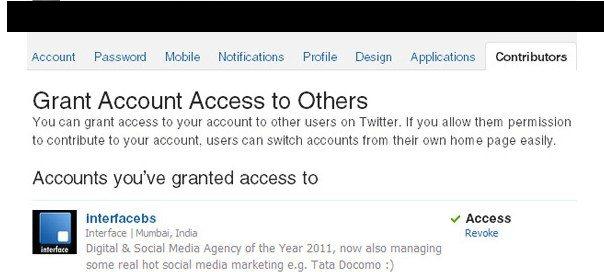 Administrar varias cuentas de Twitter