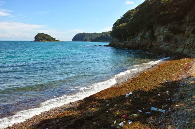 友ヶ島の海