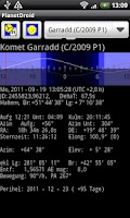 Screenshot of PlanetDroid