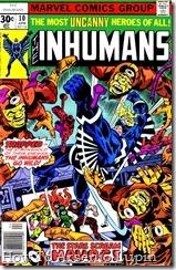 P00012 - Inhumans v1 #10