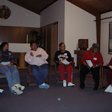 Chicago Women's Retreat at Techny Towers in 2008