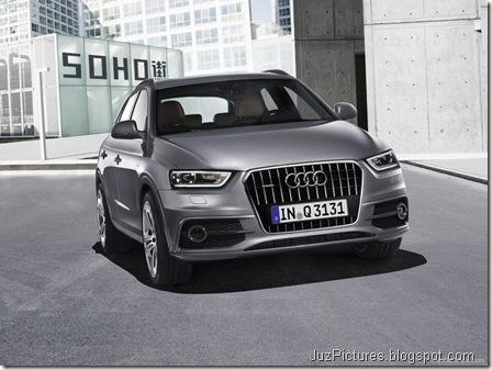 Audi Q3 - Front Angle5