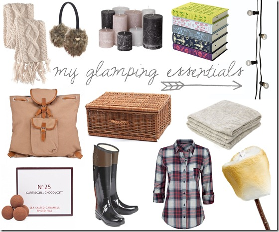 glamping essentials copy