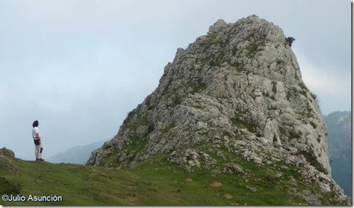 Posible santuario prehistórico de Andasto - Anboto - Bizkaia