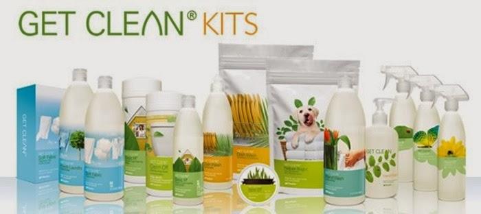 get clean kits