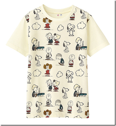 Uniqlo X Snoopy Tee - Kids 14