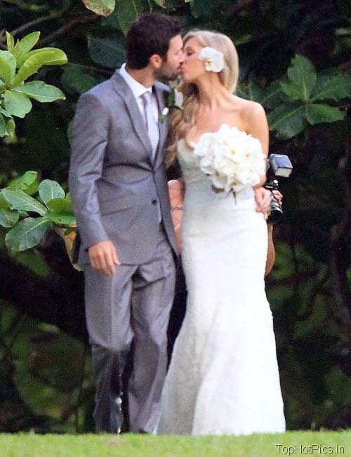 Leah Felder Hot Wedding Photos 2
