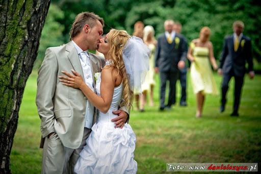 Zdjęcia ślubne - Park Kasprowicza