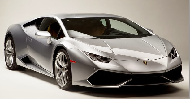 Lamborghini Huracán já tem mais de 700 unidades encomendadas