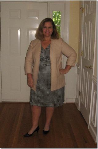 Dobbin Dress and Jacket
